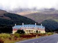 Tongariro National Park - The Chateau